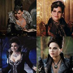 EviL Queen on Once Upon a Time Season 6x01