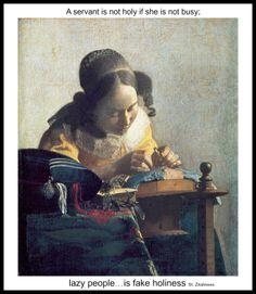 Johannes Vermeer (Dutch [Baroque, Dutch Golden Age] The Lacemaker, circa Louvre. Johannes Vermeer, Rembrandt, Städel Museum, Vermeer Paintings, Oil Paintings, Louvre Paris, Online Galerie, Painting Prints, Art History