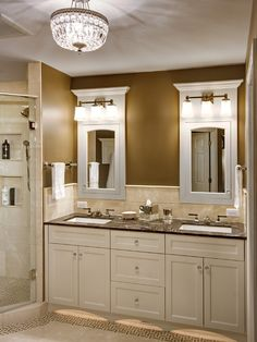 Traditional Bathroom Medicine Cabinets Design, Pictures, Remodel, Decor and Ideas - page 9