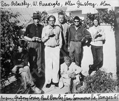 » The Beat Generation in Tangier Envisioning Spain's Border