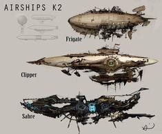 Steampunk Ship, Arte Steampunk, Steampunk Artwork, Steampunk Theme, Steampunk Cosplay, Fantasy Concept Art, Fantasy Artwork, Image Painting, Fantasy Setting