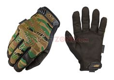The Original Woodland (Mechanix Wear)  Military Gear / Camouflage Clothing / Airsoft Gear