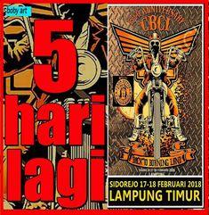 aniversary CB Club Lampung . Indonesia