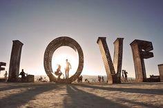 The coolest Burning Man video we've seen (Condé Nast Traveller)