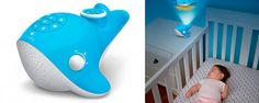 MyBaby SoundSpa Slumber Whale Sounds & Projection