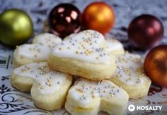 Breakfast Recipes, Dessert Recipes, Hungarian Recipes, Xmas, Christmas, Biscuits, Food And Drink, Sweets, Cheese