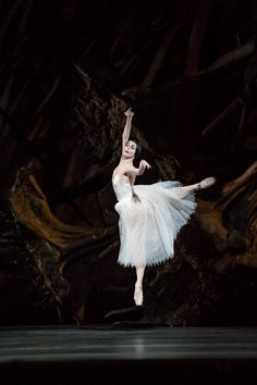 THE ROYAL BALLET - Natalia Osipova as Giselle. © ROH / Bill Cooper 2013 (=)
