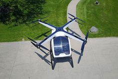 Workhorse Group Plans Reveal of SureFly Personal Octocopter Concept | Trucks.com
