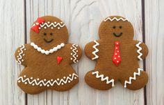 Gingerbread couple | by sarah godlove