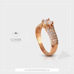87973834a125 Anillos de compromiso en oro con diamantes  anillosdematrimonio  deoro   anillos  aros