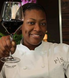 CHEF TIFFANY DERRY at Private Social in Dallas. This was an amazing dinner and experience. Can't wait to return.