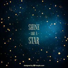 Star Background, Lights Background, Vector Design, Graphic Design, Flyer And Poster Design, Golden Star, Backgrounds Free, Star Designs, Design Elements