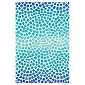 Found it at AllModern - Cassidy Aqua & Blue Area Rug