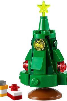 Lego Christmas Presents, Lego Christmas Tree, Christmas Tree Prices, Christmas Train, Christmas Minis, Little Christmas, Xmas Tree, Making Snow Globes, Mini Washing Machine
