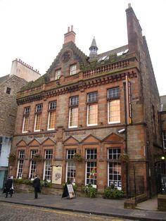 ❈The Scotch Wiskey Experience, Edinburgh.