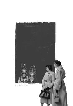 """Education"" - collage by Cîmpeanu Cezar"