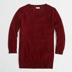 Factory merino Charley sweater - crewnecks & boatnecks - FactoryWomen's Sweaters - J.Crew Factory (M)