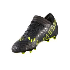 sports shoes 75079 0cfce Chaussures Football Adidas Nemeziz Messi 17.1 Fg Noir Junior - Taille   36