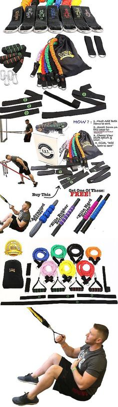 Resistance Trainers 79759: Resistance Bands _ 23 Piece Fitness Band Set _ 7 Snap Proof Stackable Workout -> BUY IT NOW ONLY: $36.02 on eBay!