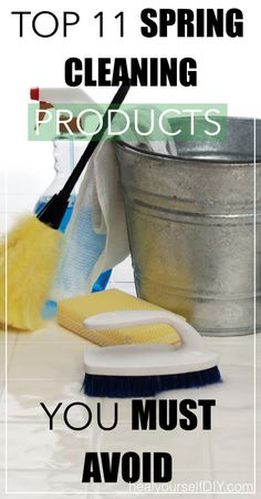 Top 11 Spring Cleaning Products You Must Avoid | www.thepaleomama.com .001