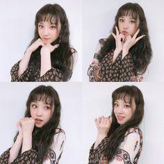 uwu she's so cute Kpop Girl Groups, Korean Girl Groups, Kpop Girls, Extended Play, Beijing, Soyeon, Greatest Songs, Girl Day, Minnie