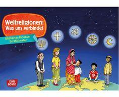 Bilderkarten - Weltreligion was uns verbindet-1