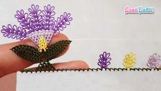 Very Beautiful Lavender Flower Needlework Lace Model Making # - Needle Tatting, Needle Lace, Arte Fashion, Bordados E Cia, Piercings, Moda Emo, Lavender Flowers, Girl Blog, Quilling Jewelry