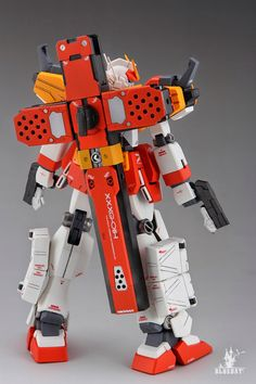 MG 1/100 XXXG-01H Heavyarms Gundam + Crossweapons     Modeled by bluebat