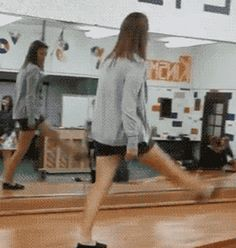 Highstepping To Failure   Picture   20 Hilarious GIFs Of Girls Falling Down   Break.com