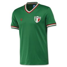 Adidas Official Mexico Retro Jersey reduced to only b43dcf011