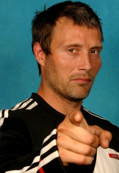 #Danish actor and former professional dancer Mads Mikkelsen (b. 1965).