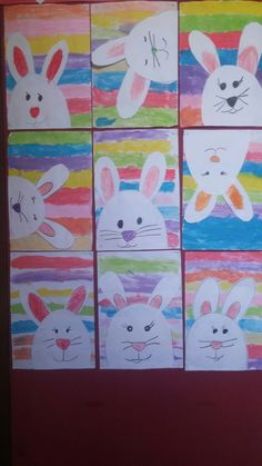Earth Day Crafts For Kids Preschool Toddlers Preschool Art Activities, Easter Activities, Easter Art, Easter Crafts For Kids, Easter Projects, Spring Art, Spring Crafts, Spring Drawing, Holiday Crafts