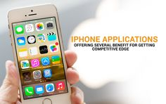 In order to reach best #iphone #application #Development #Company in #India the best way is to internet. While you are doing online search you can find companies who are deliveries unparallel apps for smart phones. http://goo.gl/rMQxVz