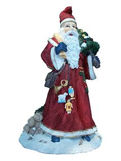 Christmas Santa of Germany! The International Santa Claus Collection Weihnachtsmann Germany SC57 International Santa Claus Collection http://www.amazon.com/dp/B018T69HCI/ref=cm_sw_r_pi_dp_wfpzwb0YEDVA9