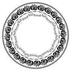 Scrap-a-licious-times: Circle Digital Stamps