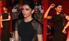 Wearing Stella McCartney, the gorgeous Ms. Padukone attended a soirée held last night. With her hair pulled back in a knot, it only took diamond solitaires, a wristwatch and a slim bangle to complete the look. She looked good! Deepika Padukone At International Premier Tennis League Dinner Photo Credit: Twitter More guilt readingIn ZaraOf SeparatesIn …