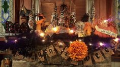 Click this pin to see the hauntingly beautiful setting Melanie S. entered in Grandin Road's Spooky Decor Photo Challenge. Melanie S. could win one of four $2,500 Grandin Road gift cards. Can you craft an eerily elegant Halloween scene? Enter yourself!