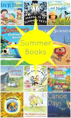 books about summer