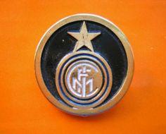 DISTINTIVO SPILLA PIN BADGE LOGO INTER - F.C. INTERNAZIONALE MILANO