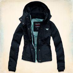 Girls Hollister All-Weather Jacket | Girls Clearance | HollisterCo.com $44.97