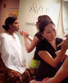 Free Makeup sessions for the Ladies at our bi-annual JUVA Girls' Night Out!