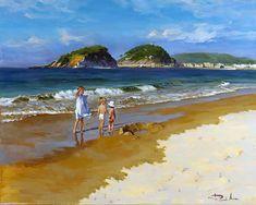 """Ricardo Sanz - """"En la orilla"""""""