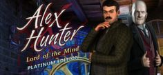 Alex Hunter - Lord of the Mind Platinum Edition Psychology 101, Lord, Mindfulness, Potpourri, Psychedelic, Den, Video Games, Play, Videogames