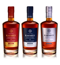 Karmely Liquors on Packaging of the World - Creative Package Design Gallery