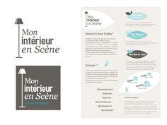 plaquette architecte d'interieur - Recherche Google Recherche Google, Marketing, Booklet
