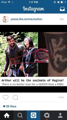 WAIT IF ROBIN HAD THAT TATTOO DOES THAT MEAN HE WAS ONCE A KNIGHT?!?!?!?!?!?!?!?!?!?!??!!?