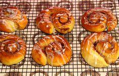 cinnamons rolls recipe