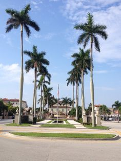 Town of Palm Beach in Florida