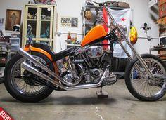 Nice Shovel- Major love for this bike