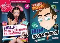 Publicaties voor jongeren kunnen jouw relationele en seksuele vorming goed ondersteunen. Je kan bijvoorbeeld een brochure gebruiken tijdens de vorming en die meegeven. Je kan ook je lokaal voorzien van een aantal affiches, deze affiches bespreken, enz.